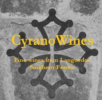 Cyrano Wines Logo